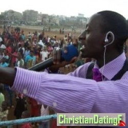 singer, Nairobi, Kenya