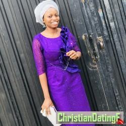 Esther.o.o, 19920406, Igede, Ekiti, Nigeria
