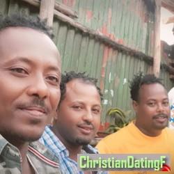 Yoseph, 19840407, Āddīs Ābebā, Addis Abeba, Ethiopia