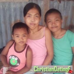 LovelMaeLuceñara30, 19900310, Kidapawan, Central Mindanao, Philippines