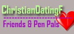 Christian Friends and Pen Pals at Free Christian Dating App & Site